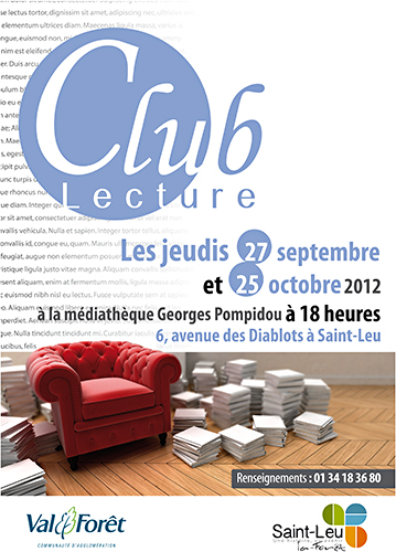 club lecture sep oct 2012